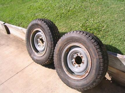Toyota wheels Gympie Gympie Area Preview