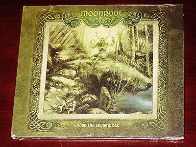 Moonroot: Under The Ancient Oak CD 2013 MetalHit.com Records MH0027 Digipak NEW - Oak Cd Recorder