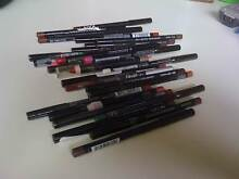 BNEW BULK LOT OF LIP LINERS& EYE&BROW PENCILS THERE'S 27 OF THEM Kotara Newcastle Area Preview