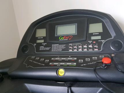 Gofit Platinum Treadmill
