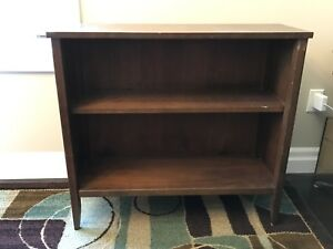 midcentury modern book shelf
