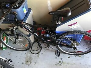 Raleigh Bike only needs a tune up !! 125 OBO pickup only