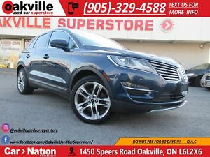 2015 Lincoln MKC RESERVE TECH PACK | NAVI | PANOROOF