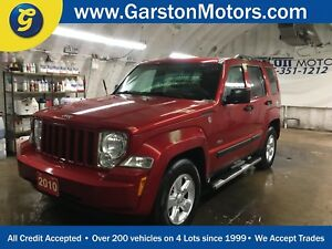 2010 Jeep Liberty SORT*4WD*POWER SUNROOF*KEYLESS ENTRY*CLIMATE C
