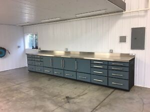 Shop Cabinets / Workbenches