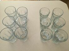 Glasses x12 cheap sell asap Quakers Hill Blacktown Area Preview