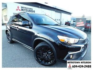 2017 Mitsubishi RVR 2.4L Black Edition; Local & No accidents!