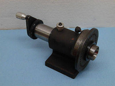 UNKNOWN MAKER 5C COLLET INDEXING-SPINNING FIXTURE