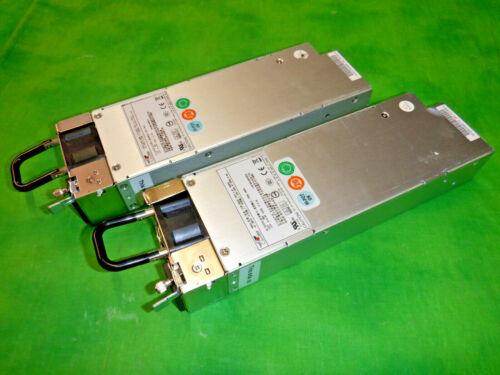 EMACS GIN-3600V 600Watts Redundant Power Supply Unit   LOT OF2   @6