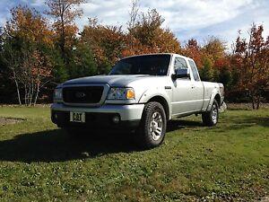 2009 Ford Ranger 4X4 4L