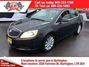 2015 Buick Verano Automatic, Power Group, Bluetooth, 47, 000km