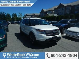 2013 Ford Explorer XLT Heated Front Seats, Radio Data System...