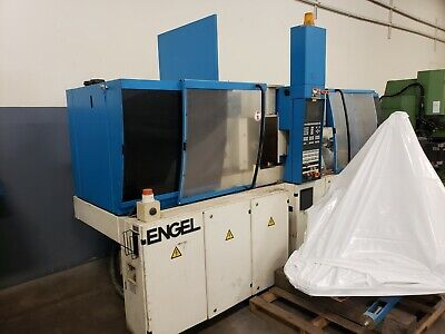 1998 Engel Es20060hl 60 Ton Injection Molding Machineas-describeddeal