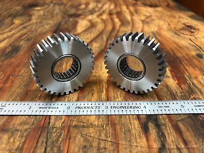Nearly Silent South Bend 10k Lathe Twin Gears Kit Replacement Upgrade