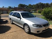 Ford Falcon Wagon XT MK11 2007 Forster Great Lakes Area Preview