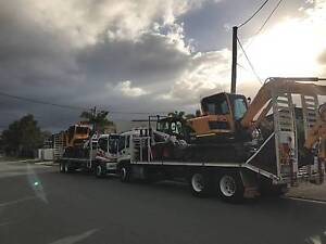 Excavator, Bobcat, Truck Combo for Sale  $131,000 incl GST Clontarf Redcliffe Area Preview
