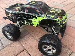 2wd 1/10 Traxxas Stampede