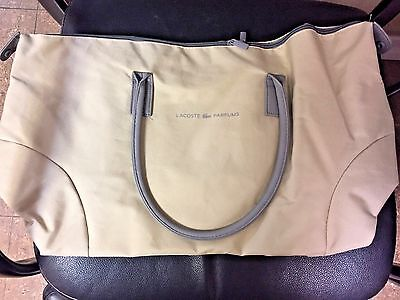 LACOSTE Sports / Gym  Bag NEW