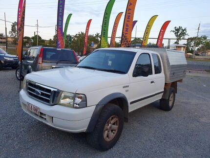 2005 Ford Courier/ Space cab/ 4x4/ 4seats/ Diesel/ Rego/ Rwc/ 221 Loganlea Logan Area Preview