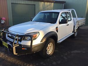 2011 Ford Ranger Super/cab 3.0 diesel 4x4 Austral Liverpool Area Preview