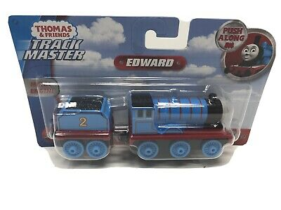 New Fisher-Price Thomas & Friends Adventures Push Along Edward Trackmaster