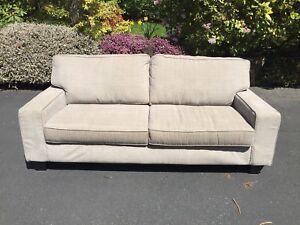 Grey Couch Excellent condition