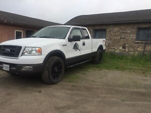 2005 FX4  for sale or trade for suv