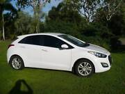 Hyundai I30 hatchback 2013 Marlow Lagoon Palmerston Area Preview