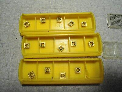 Kennametal Spgt060304md Kc720 Carbide Inserts Lot Of 14