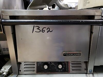 Garland Cpo-es-12h - Countertop Electric Pizza Deck Oven 1362