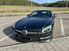 Mercedes SL R231 63 AMG Test