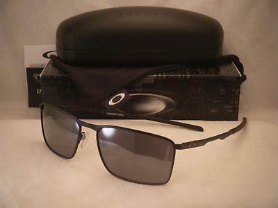 121e748957 Oakley Conductor 6 Matte Black w Black Iridium Lens NEW Sunglasses (oo4106 -01)