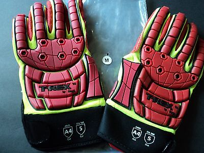 Magid T-REX Anti-Slip Impact Gloves size small
