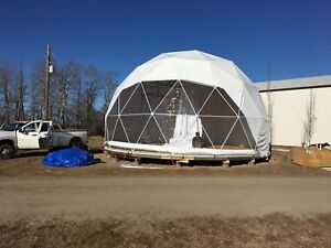 We can build your Geo Dome