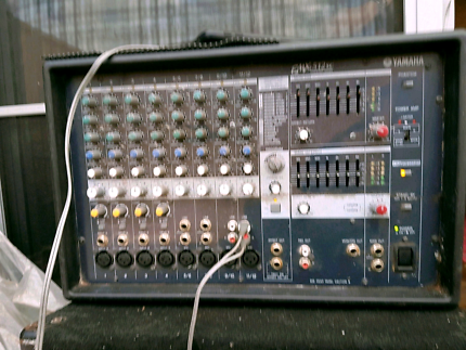 Yamaha emx 521 sc