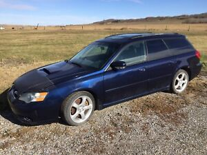 2005 Subaru Legacy GT - only 85k on second engine