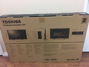 Toshiba TV (49 LED TV)
