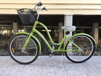 Electra Townie - womens' bike - 21 speed
