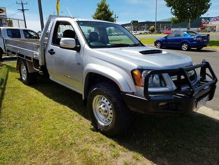 Holden Colorado LX 4x4 Turbo Diesel Traralgon East Latrobe Valley Preview