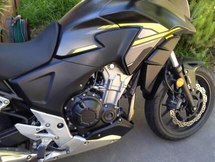 Honda CB500XA (ABS)