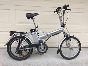 Fold up Electric Bike Urunga Bellingen Area Preview