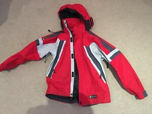 Ski shell jacket - Boy's L Wetskins