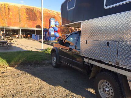 Retro slide on camper Lorne Port Macquarie City Preview