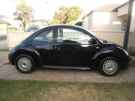 2002 vw new beetle Magill Campbelltown Area Preview