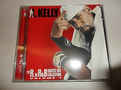 CD  The R.in R&B Collection Vol. 1 von R. Kelly (2003) - Limited