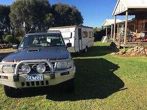 Van   Fantastic Spaceline 17 ft caravan with rear KING SIZE BED Warrnambool Warrnambool City Preview