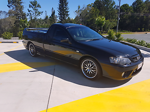XR6 Ford Falcon Ute BF Showroom Condition Coomera Gold Coast North Preview