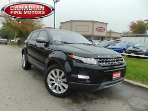 2015 Land Rover Range Rover Evoque PURE PLUS | NAVI | PANORAMIC