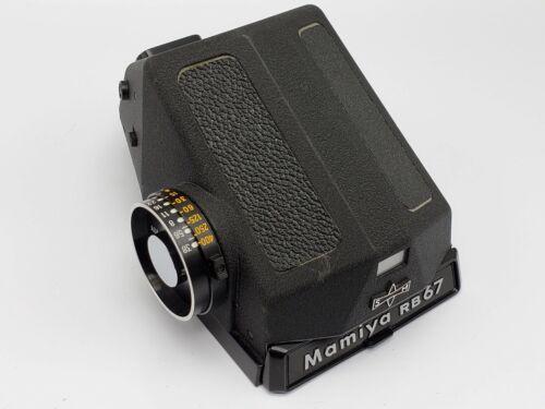 Mamiya RB67 CDS Meter Prism Finder for RB67 Pro S SD Medium Format Cameras *READ