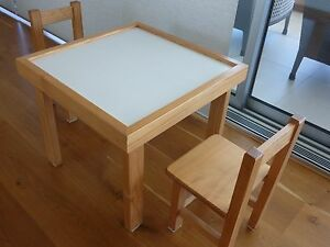 Childs Table and Chair Set Marmion Joondalup Area Preview